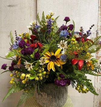 Custom Clover & Wildflowers ll
