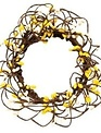 Mini Twig Berry Candle Ring (2-colors)