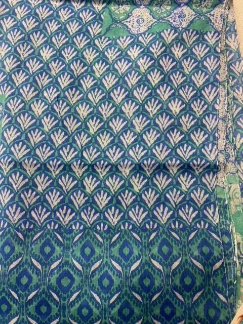 Floral Tassel Scarf (5-Styles)