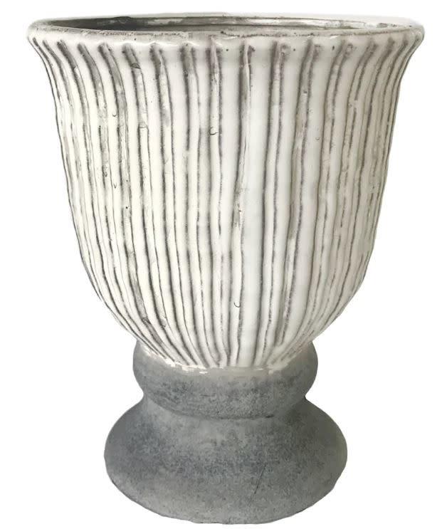 Stoneware Ceramic Urn