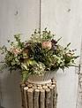 Pastel Hydrangea / Penny Centerpiece