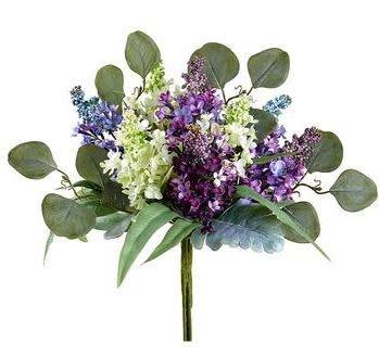 Lilac Eucalyptus Bouquet