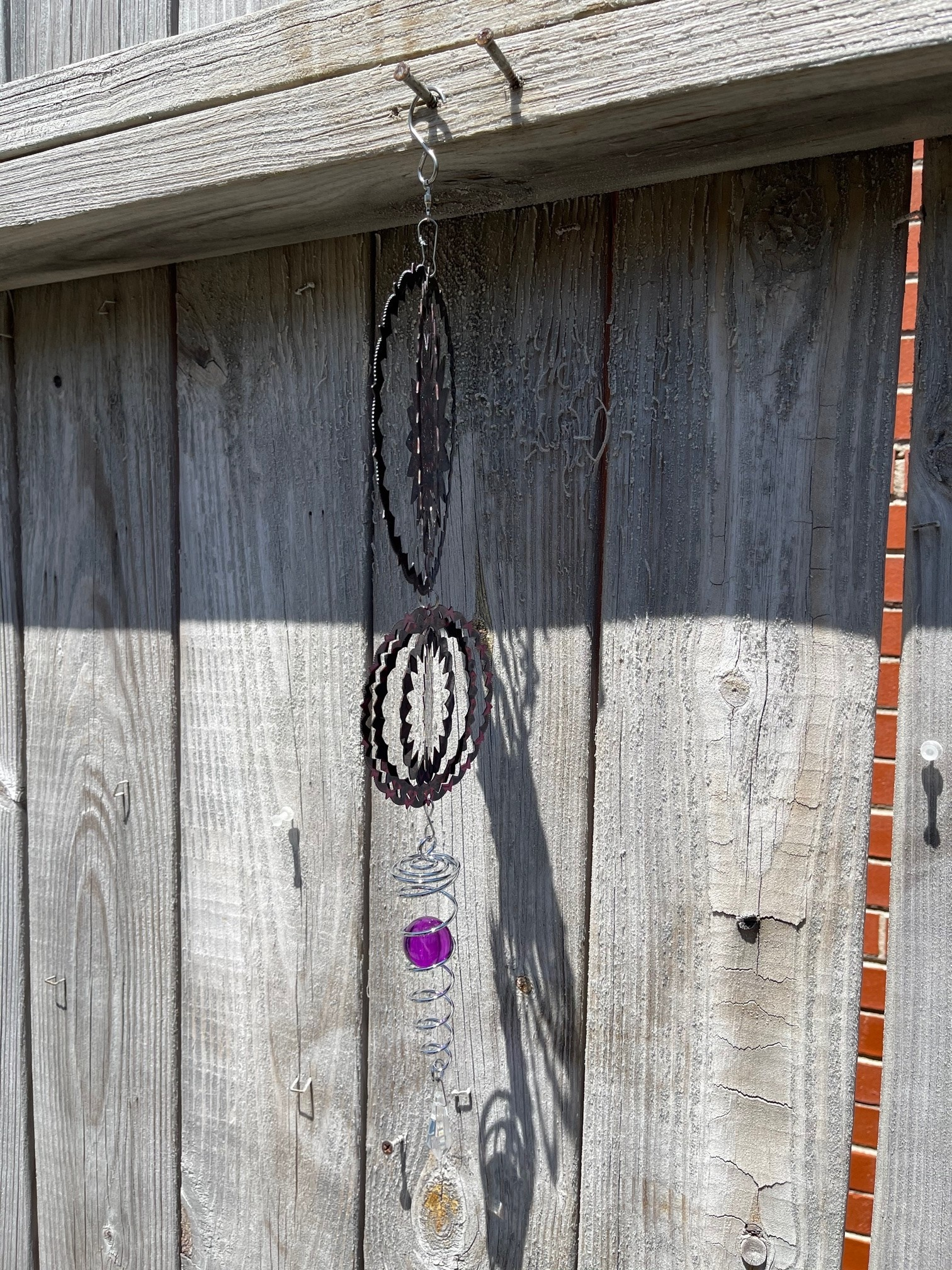 Double Infinity Hanging Wind Spinner (3-Styles)
