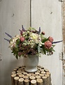 Custom Pastel Petals Arrangement