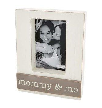 Mommy & Me Block Frame Sign
