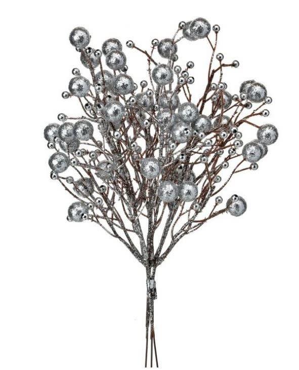 Silver Sparkle Berry Bundle