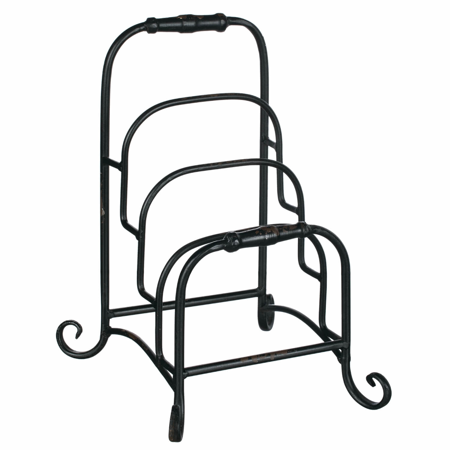 4 Plate Metal Plate Stand