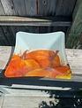Triple Pumpkin Tray