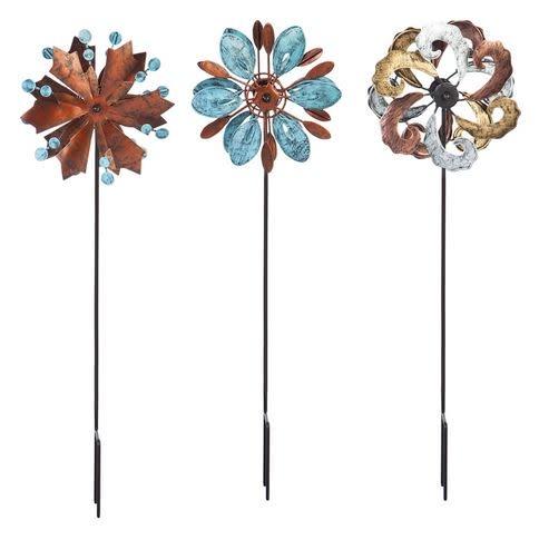 Whimsical Mini Wind Spinner (3-Styles)