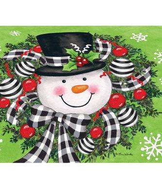 Christmas Mailbox Wrap