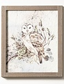 Winter Animal Framed Wall Art (4-Styles)