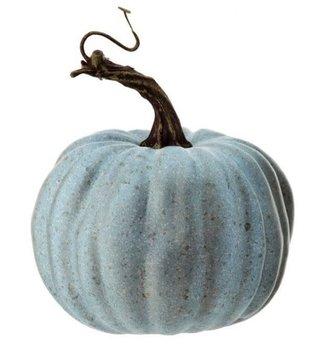 Blue Harvest Vine Pumpkin (2-Sizes)