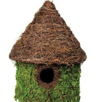 SuperMoss Birdhouse (2-Styles)
