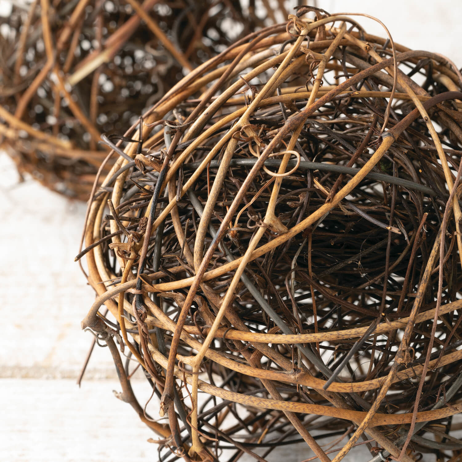 Natural Twig Ball (2-Sizes)