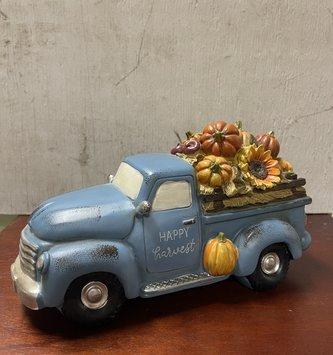 Vintage Autumn Truck (3-Colors)