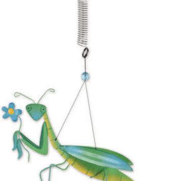 Praying Mantis Bouncy Art