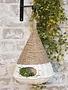 White Dipped Willow Birdhouse (2-Sizes)