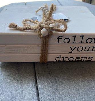 Follow Your Dreams Book Bundle