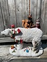 Polar Bear w/ Woodland Friends