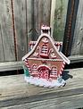 Standing Ginger Bread House