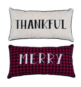 Changing Seasons Reversible Pillow