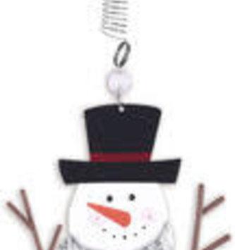 Bouncy Jolly Snowman