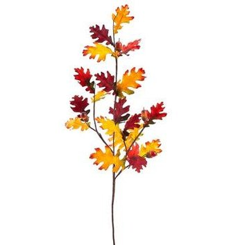 """39"""" Oak Leaf Spray"""