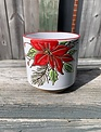 Ceramic Painted Container (3-styles)