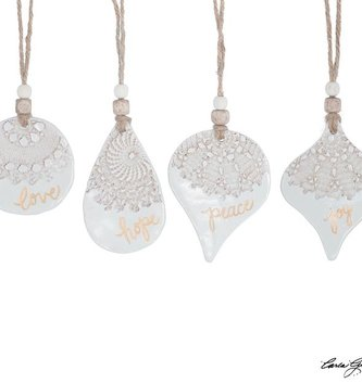 Gracious Glory Lace Ornament (4-Styles)