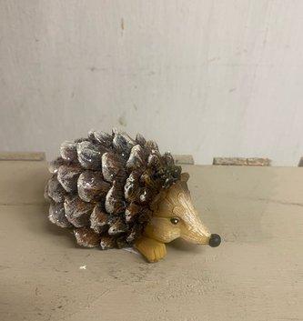 Glitter Pinecone Hedgehog (4-Styles)