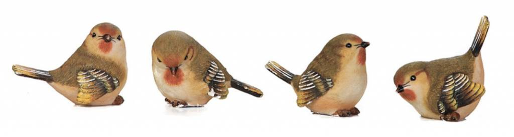 Small Green Bird (4 styles)