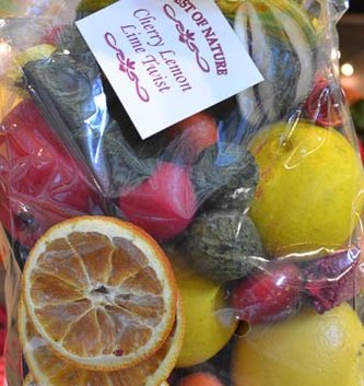 Cherry Lemon Lime Twist Potpourri