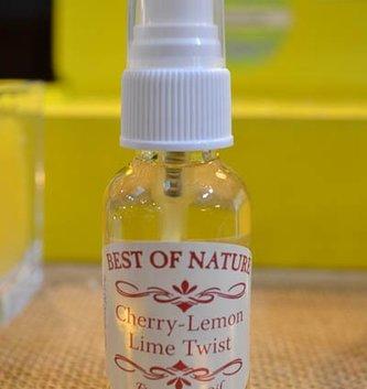 Cherry-Lemon Lime Twist