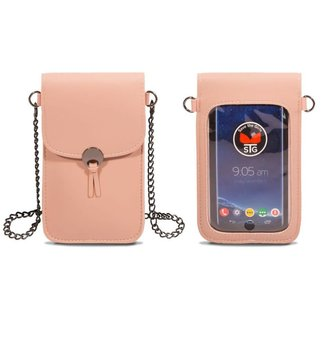 Touchscreen Crossbody