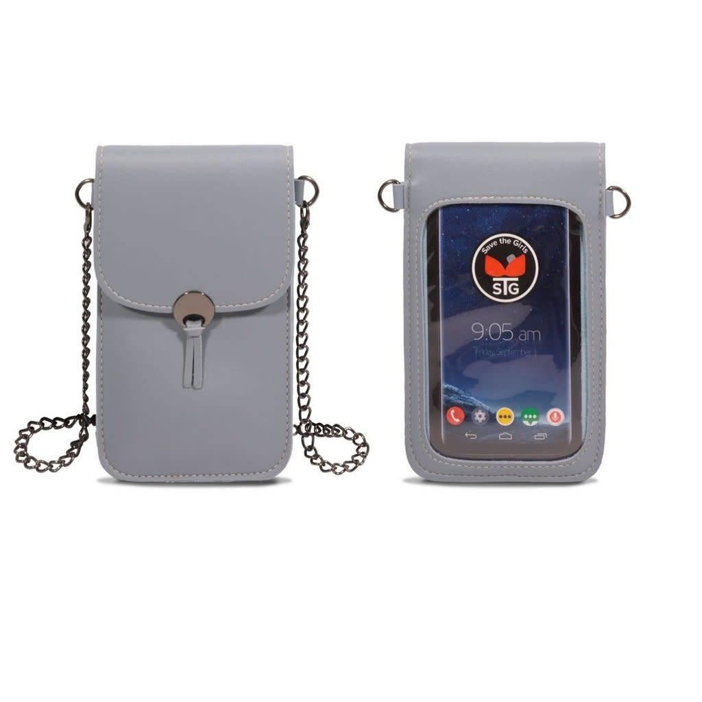 Touchscreen Crossbody