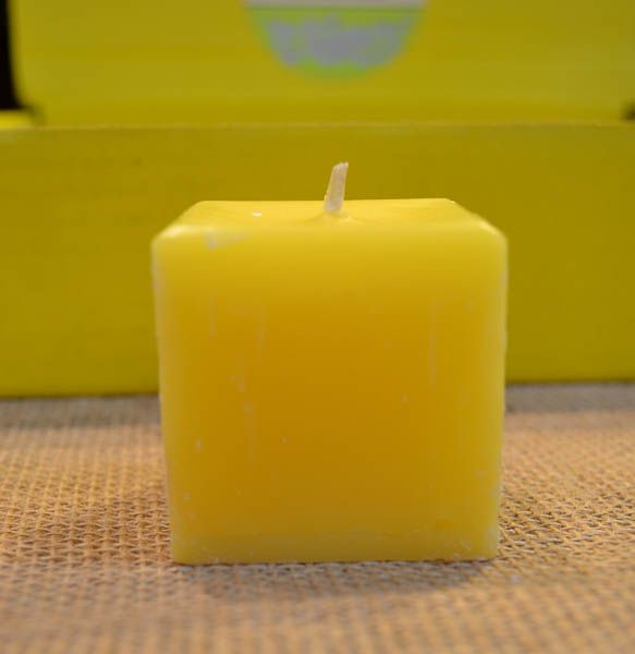 Square Votive Candle