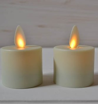 Liown Battery Votive Set (3 Sizes)