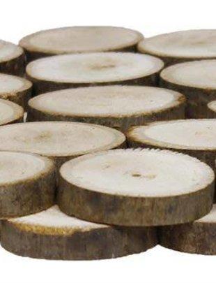 Mini Wood Slice Disk