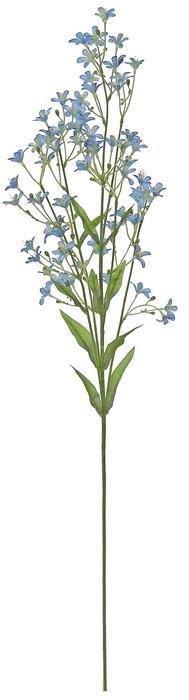 Blue Oxalis Blossom Spray