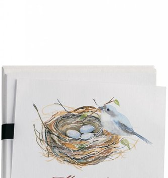 Nest & Egg Collection Notecards