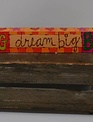 Painted Peace Message Sign