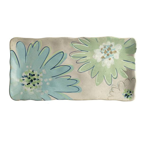 Floral Blooming Tray