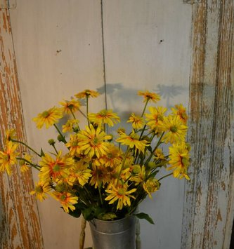 Yellow Rudbeckia Spray