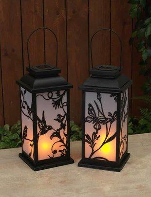 Solar Fire Glow Lantern (2 Styles)