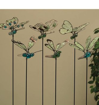 Glow in the Dark Flying Friends Stake (6 Styles)