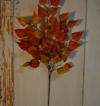 Birch Leaf Spray (3 Colors)