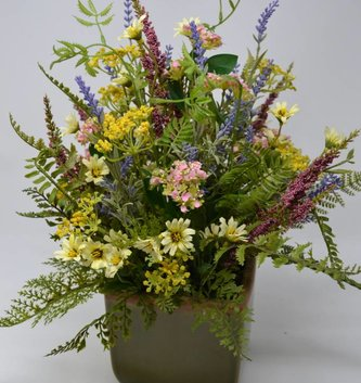 Small Custom Wildflower Arrangement