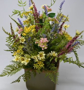 Small Custom Wildflower Arrangement