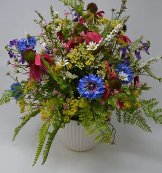 Custom Mixed Wildflower Arrangement