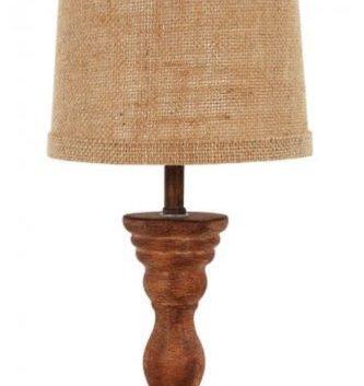 Randolph Brown Lamp